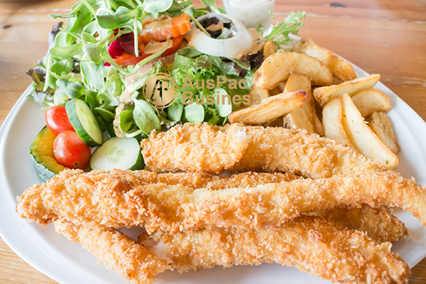 440. 6 Days Great Potential Fish and Chips BNE East