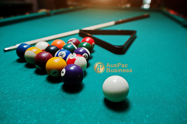 378. Under-managed Luxury Billiards Pool