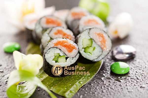 436. Great Location Sushi Restaurant BNE East